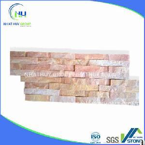vietnam marble pink wall panel