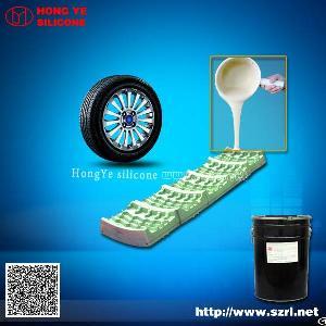 hy rtv liquid platinum cure mold silicone rubber