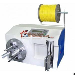 nylon tie cable strapping machine