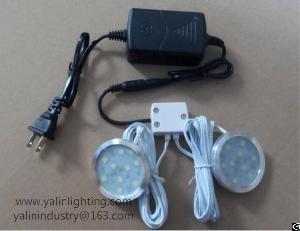 disc led cabinet light wardrobe lighting 2 3 splitter