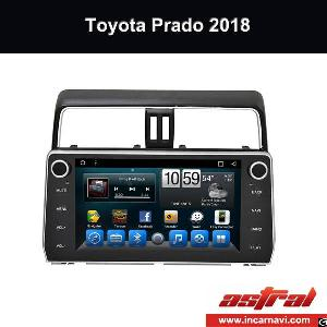 Oem Manufacturer Android 7.1 Toyota Multimedia In-dash Receivers� Prado 2018 From China