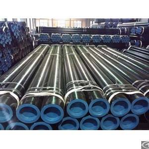 Api 5l Gr B Seamless Pipe, Sch40, 6 Meters, 4 Inch, Be Ends