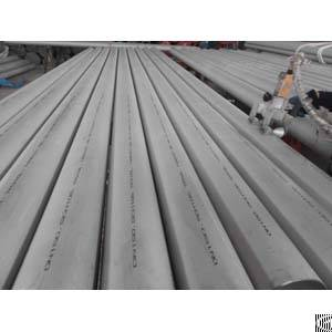 bevelled stainless steel pipe sch 10s 6m