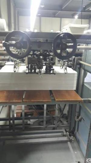 Sheet Fed Bag Making Machine