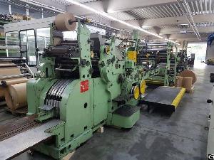 sos bag machine 4 line print