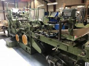 Sos Paper Bag Making Machine For Food Industry