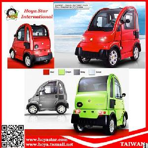 Electric Car Electric Vehicle Small Environment Energy Saving Automobile