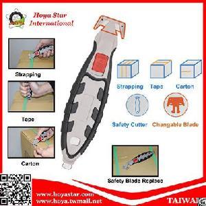 Multi-function Carton Cutter Knife