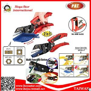 Taiwan Made 2 In 1 Multi-function Universal Cutter