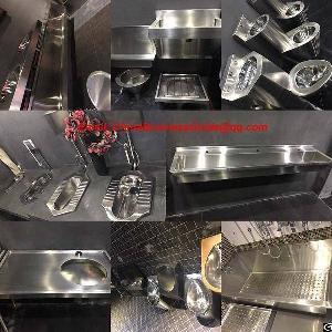 stainless steel squatting pan manufacturer urinal factories