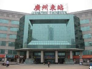 guangzhou east railway station car rental pick up english speaking driver