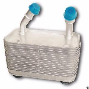diesel engine oil cooler pfd000020 8m037575678 03 09 lr rg rover iii 4 4l v8 air compressor