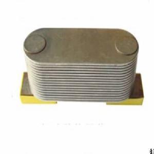 truck oil cooler 4095096 k19 18h16 core