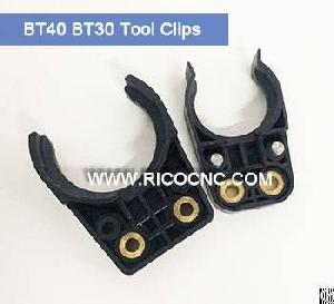 Bt30 Toolholder Forks Bt40 Tool Clips For Auto Tool Changer Spindle