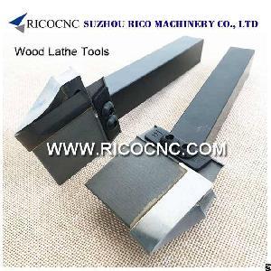 Carbide Wood Lathe Cutter Woodturning Tools For Baseball Bat Lathing