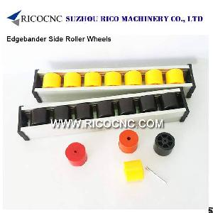 Plastic Side Roller Wheels For Edgebaning Machines