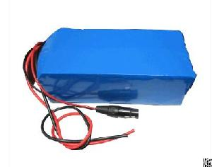 Rechargeable Perma Battery Pack Tailor Made With Bms And Leads For Charging / Discharging For Levs