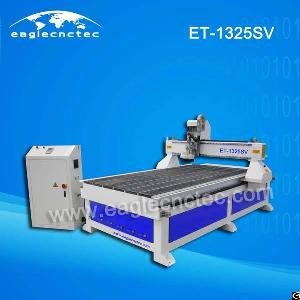 axis cnc router engraving machine vacuum pump table
