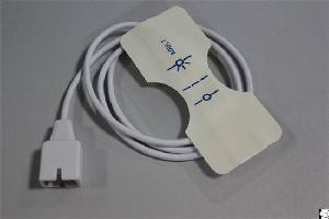 disposable spo2 sensor nihon kohden foam