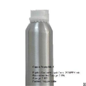 Copper Tripeptide-1 Cosmetic Peptides