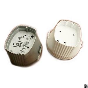aluminium a380 lamp shade sgs iso rohs electroplating