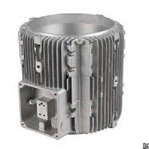 aluminum alloy car die casting polishing machining