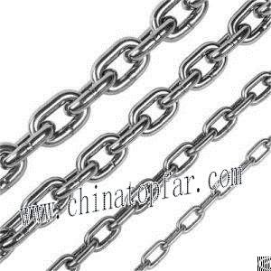 Supply Stainless Steel Aisi304 / 316 Anchor Chain, Chain Swivel For Boat And Luxury Yacht