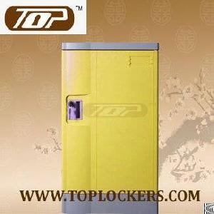 abs plastic school locker lockset security