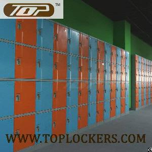 Four Tier Plastic Cabinet, Engineering Abs, Strong Lockset