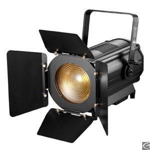 theatrical lighting stage led wash light fresnel zoom spot phn053