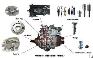 Lucas Injection Pump Parts 096400-1451� 4/12r For Toyota 1kzt Engine Repair