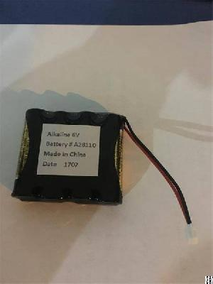 6v Saflok Mt Interior Battery Pack Using The Highest Quality Panasonic Industrial Alkaline Aa