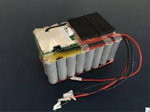 High Qualified Perma Battery Pack Made Of Lg 18650 With Charging And Discharging Ports Separately
