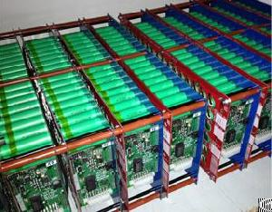 Top Quality Perma Battery Packs Made Of Panasonic Li-ion 18650 And Bms For Levs