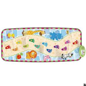Electronic Foot Print Playmat For Toddler