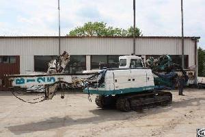 Casagrande B 125 Cfa Used Piling / Drilling Rig