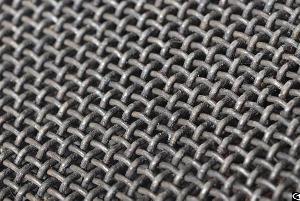 spring steel vibrating screen mesh
