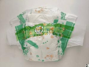 Comfortable Super Absorbent Couche Disposable Baby Diapers Made In China