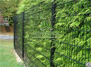 twin wire mesh fencing panel 2d