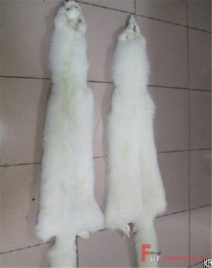 Shadow Fox Fur Skin