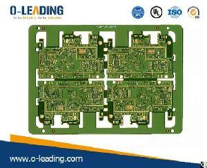 26l Board Used For Backplane Project, Hdi Boards, High Frequency Pcb