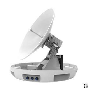 satpro integrated ku band 1 0m maritime satellite communication