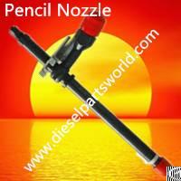 diesel engine pencil nozzle 20676 a140838 blue