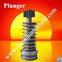 diesel fuel pump barrel plunger assembly 1w6541