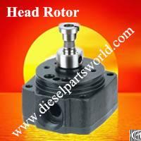 Diesel Fuel Pump Head Rotor 096400-0143 Isuzu Ve4 / 9r