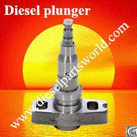 Diesel Plunger And Barrel Assembly 2 418 455 167 Iveco