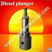 diesel pump barrel plunger assembly a78 131151 6220 mitsubishi