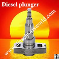 Diesel Pump Plunger Barrel 2 418 455 389