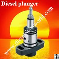 diesel pump plunger barrel assembly pw3