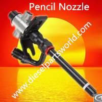 pencil nozzle fuel injectors 38416 john deere re531436